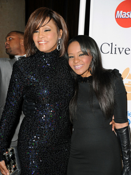 Report: Bobbi Kristina Walks Off Sitcom Set