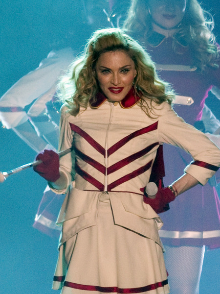 Photos! Madonna Debuts Her &#039;MDNA&#039; World Tour 