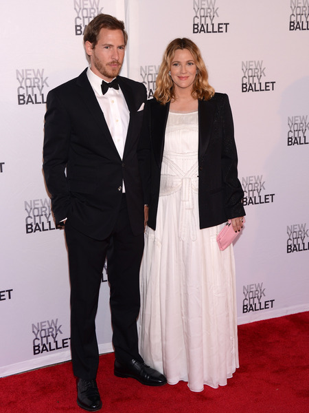 Drew Barrymore Welcomes Baby Girl!