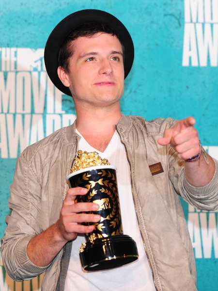 2012 MTV Movie Award Winners List 