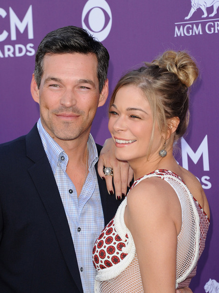 LeAnn Rimes and Eddie Cibrian Tell the Tooth About Their Wedding Vows