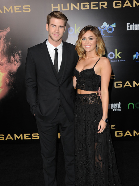 Couples News! Miley Cyrus 'So Happy' to Be Engaged to Liam Hemsworth!