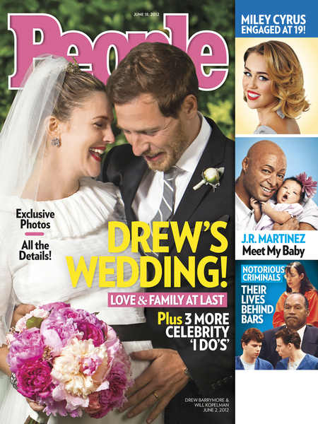 Drew Barrymore: The Wedding Was &#039;Perfect&#039;