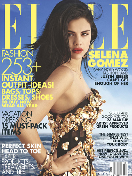 Selena Gomez Strips Down, Calls Justin Bieber a 'Hopeless Romantic'