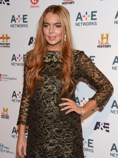 Driver Claims Lindsay Lohan Tried to Flee Accident