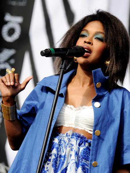 Lauryn Hill Responds to Tax Charges, Says She Was 'Underground'