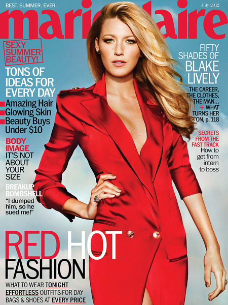 Blake Lively on Boyfriends: 'I've Been with Very Few People'