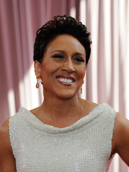 Robin Roberts on Bone Marrow Disease: 'I'm Going to Beat This'