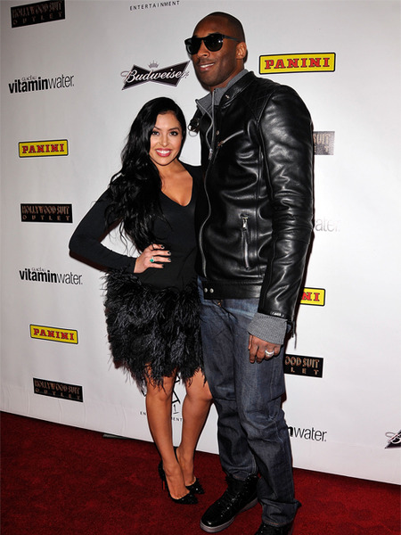 Kobe and Vanessa Bryant Put Divorce on Hold