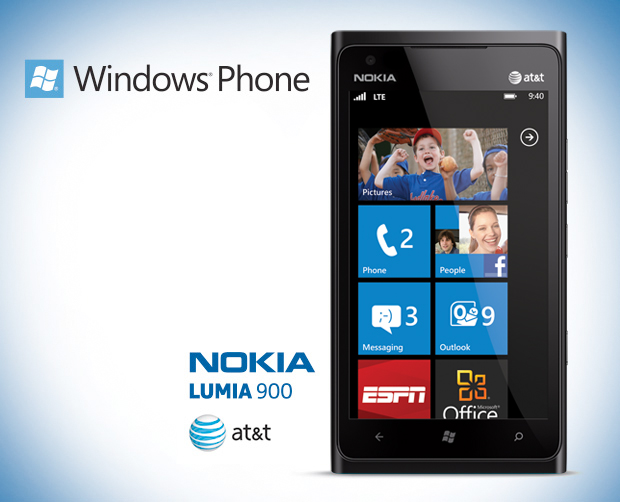 Enter for a Chance to Win a New Windows Phone with Six Months of AT&T Service!