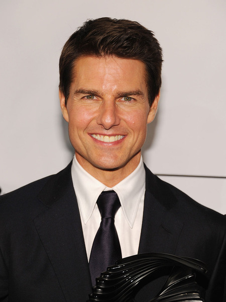 Tom Cruise on His Father's Day Plans