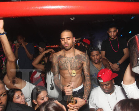 Chris Brown/Drake Brawl Update: Nightclub Says Fight Not Their Fault 