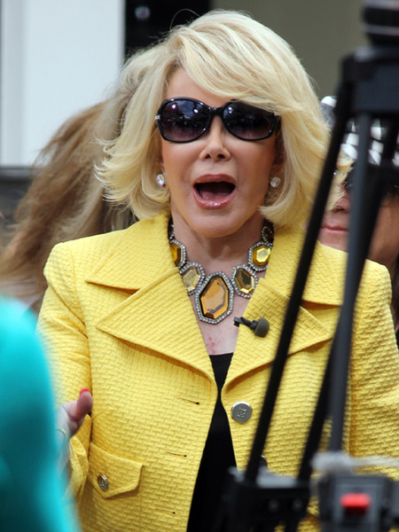 Joan Rivers on Octomom: &#039;The Size of Her Uterus Scares Me&#039;