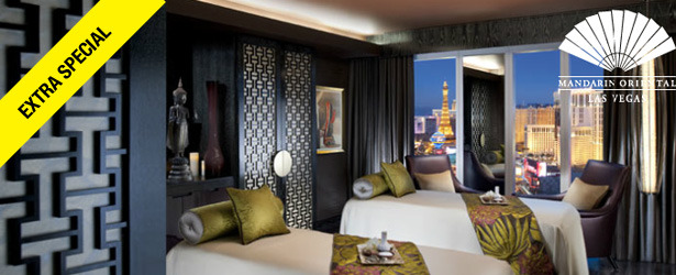 Win It! 2-Night Stay at the Mandarin Oriental, Las Vegas