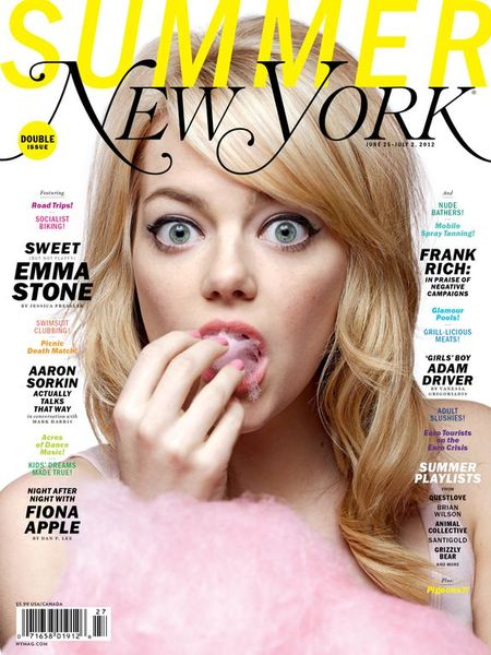 Emma Stone on Her Looks: 'I Was the Goofy, Wonky One'