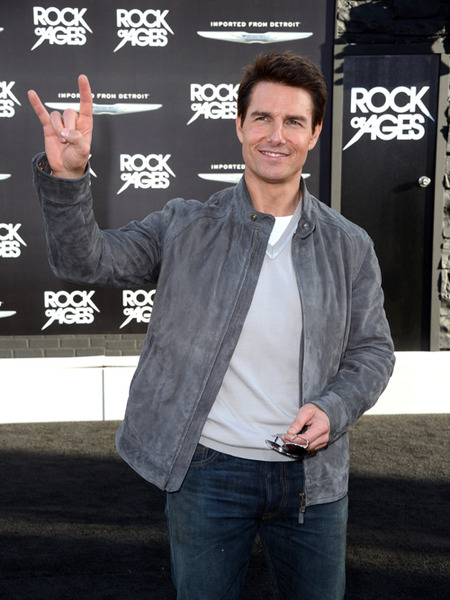 Tom Cruise to Star in Top Gun Sequel?