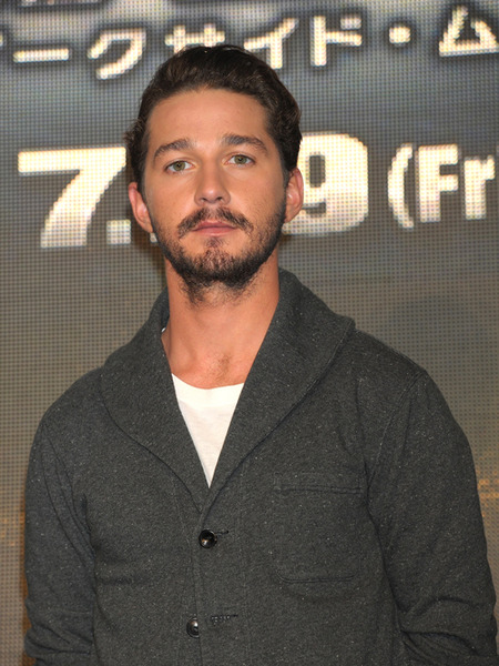 Shock Video! Shia LaBeouf Gets Naked for Sigur Rs