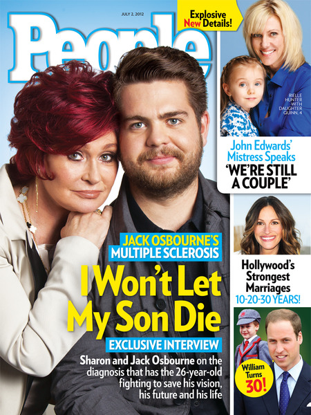 Sharon Osbourne on Jack&#039;s MS Diagnosis: &#039;Osbournes Survive Everything&#039;