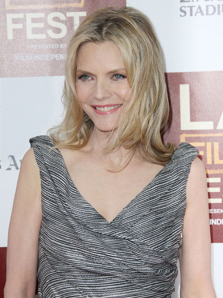 Video! Michelle Pfeiffer on People Like Us and Her Naughty Hidden Talent