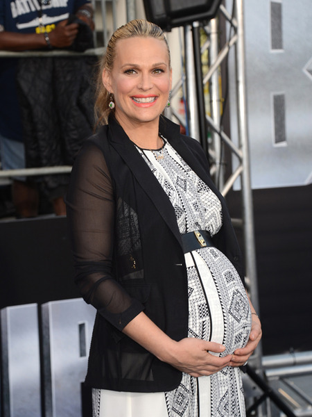Molly Sims Welcomes Baby Boy!