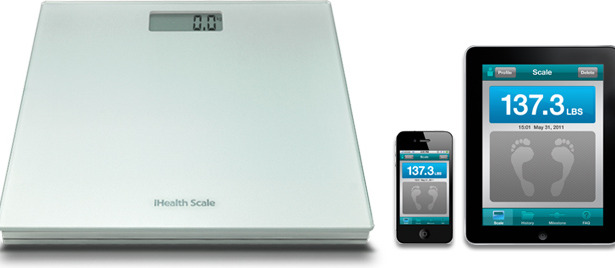 Win It! An iHealth Digital Scale and iTouch