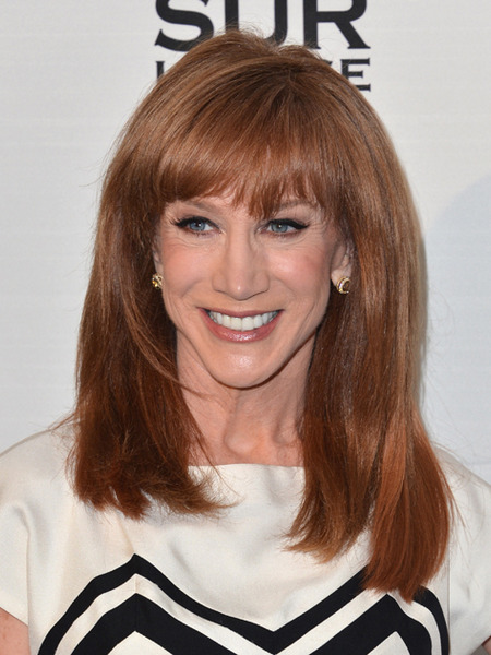 Kathy Griffin's Diet Secret: 'Crunches and Negativity'