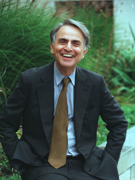 Extra Scoop: Carl Sagan Papers Donated by 'Family Guy' Creator