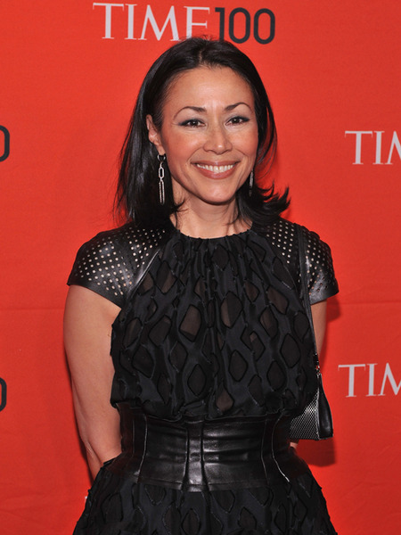 Ann Curry Says Goodbye to &#039;Today&#039;  