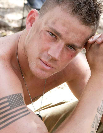 Channing Tatum's Hottest Movie Moments