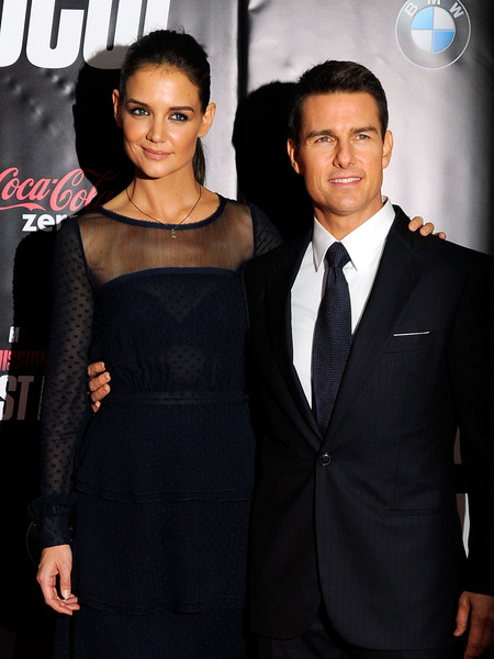 Katie Holmes and Tom Cruise: A Look Back