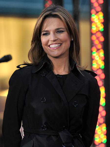 Savannah Guthrie Takes Ann Curry&#039;s Spot on &#039;Today&#039;