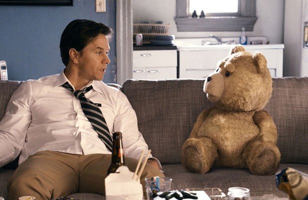 Weekend Box Office: &#039;Ted&#039; Beats &#039;Magic Mike&#039;