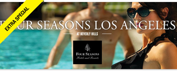 Win It! Two-Night Stay at the Four Seasons Beverly Hills