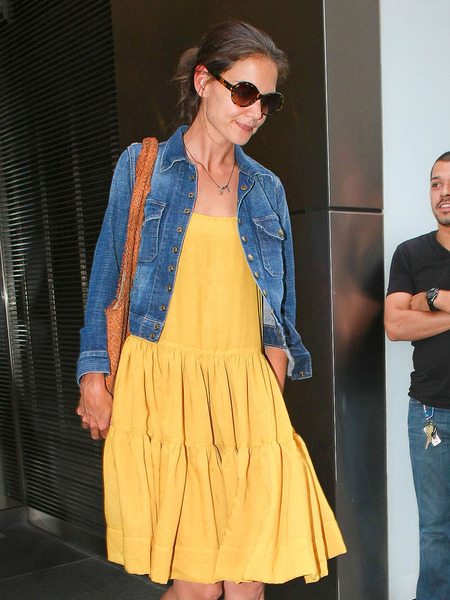 Katie Holmes Pays Visit to Lawyer, Settlement Talks to Begin?