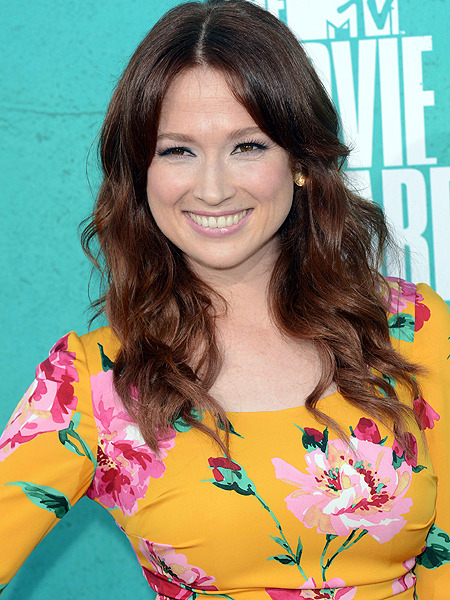 &#039;Bridesmaids&#039; Actress Ellie Kemper Becomes Bride