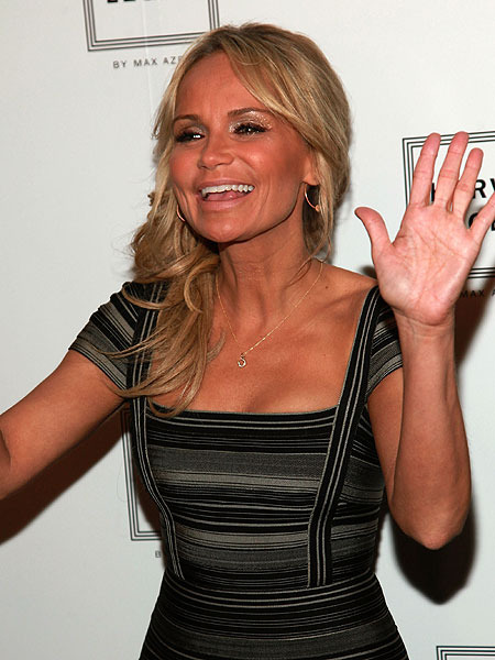 Kristin Chenoweth Released from Hospital, Thanks Everyone for Their Prayers