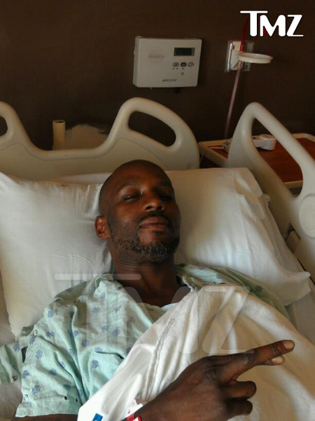 DMX Hospitalized After Four-Wheeler Crash