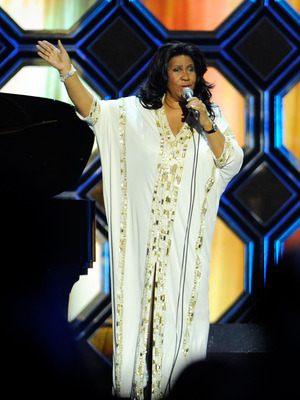 Extra Scoop: Aretha Franklin to Join American Idol?  