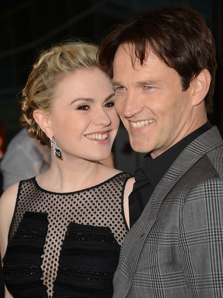 It&#039;s Official! Stephen Moyer and Anna Paquin Expecting Twins  