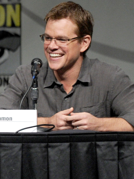 Matt Damon: I Want to Be &#039;Bourne&#039; Again