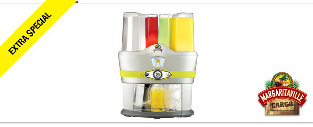 Win It! A Margaritaville Mixed Drink Maker