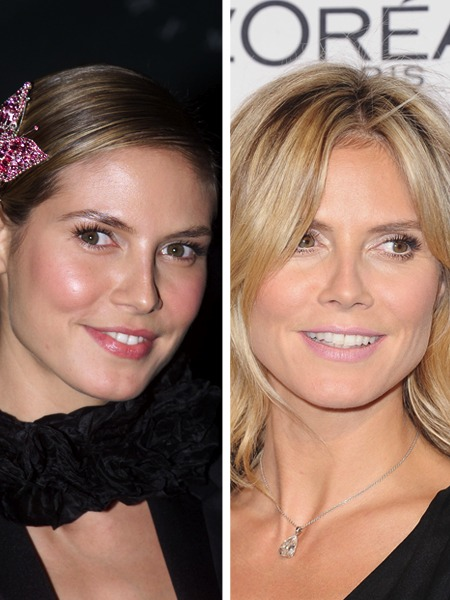 Photos! Supermodels: Then and Now