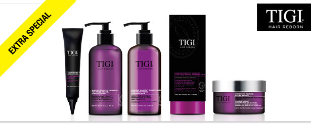Win It! TIGI Hair Reborn Products