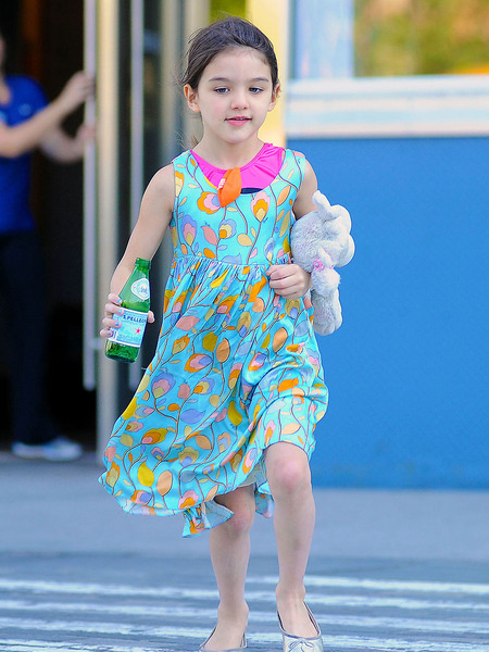 Suri Cruise Won't Be Wearing Any Designer Clothes