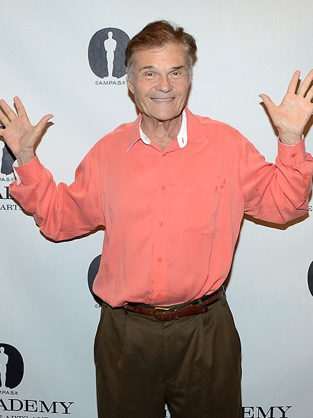 Fred Willard Tweets: 'My Version Much More PG'