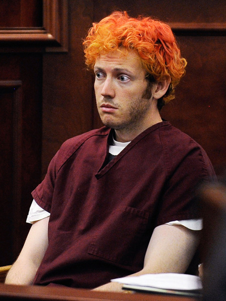 James Holmes: His Booby-Trapped Lair, &#039;Mentor&#039; and Puppets