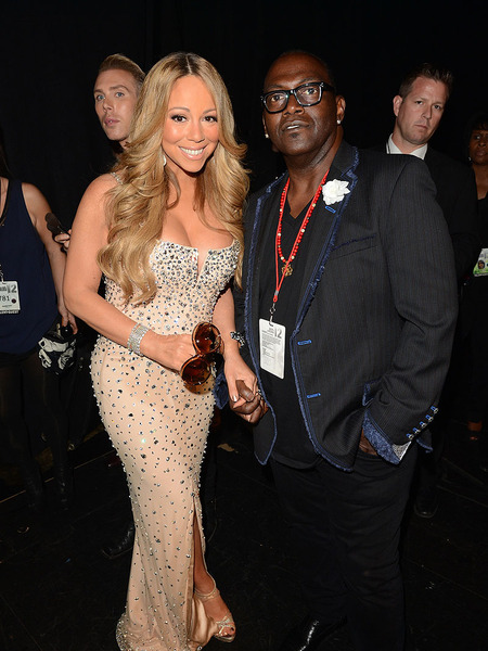 Nigel Lythgoe on Mariah's 'Idol' Deal: 'Randy Jackson is Her Man'