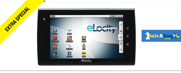 Win It! An eLocity Tablet Computer