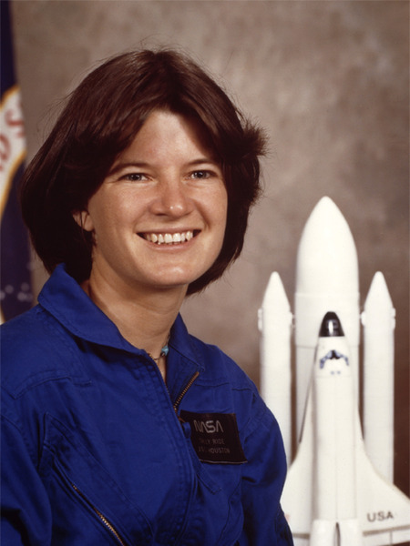 Astronaut Sally Ride Comes Out Posthumously