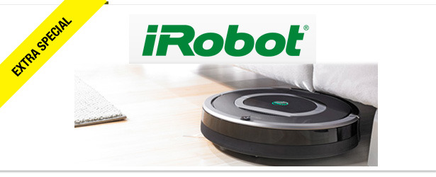 Win It! A Roomba Vacuum Cleaning Robot
